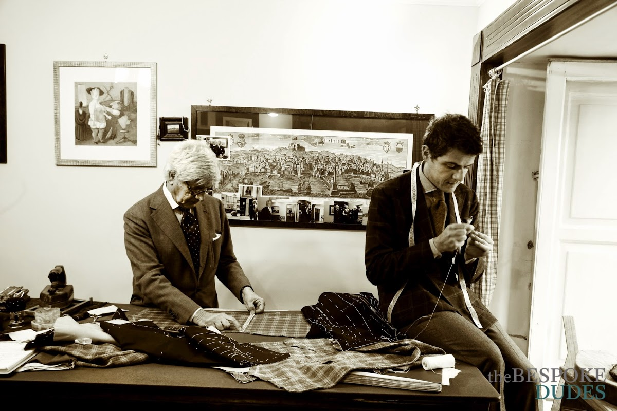 Neapolitan Tailoring, Sartoria Napoletana