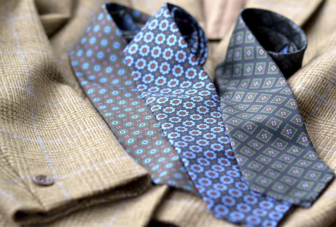 tipologie di cravatta