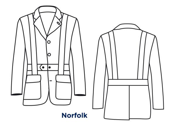 Per riconoscere una giacca di alta qualit