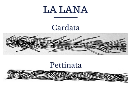Cardata Pettinata Lanieri