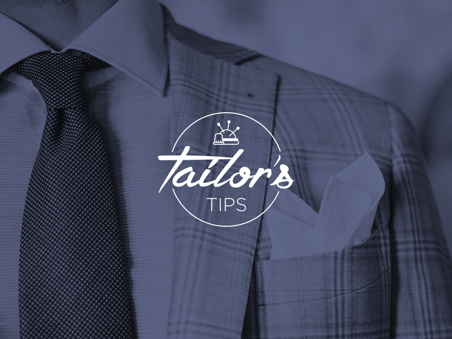 Tailor's tips