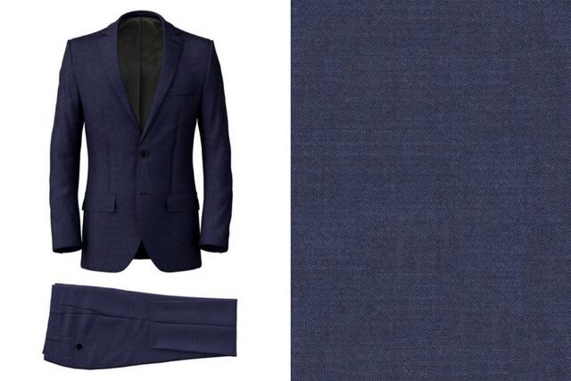 City Blue Suit