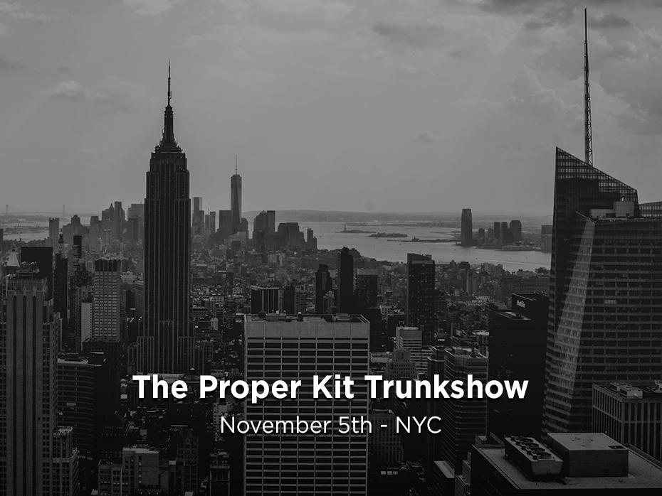 The Proper Kit