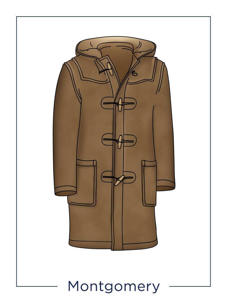 men's coat Montgomery